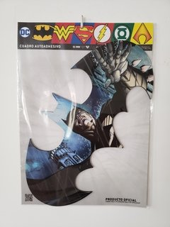 Cuadritos DC Comics Batman 35x17cm - Edición Especial Jim Lee (2) en internet