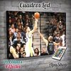 Cuadro Led Stephen Curry Basquet (7968)