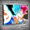 Cuadro Led Dragon Ball Super (4435)
