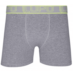 Cueca Boxer Cotton Lupo