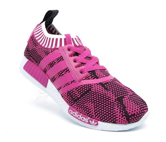 2af1b2aefbe Tênis Feminino Adidas NMD R1 Pink - CalvestemiX