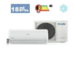 Split Inverter Elgin - 18K BTUs Classe A