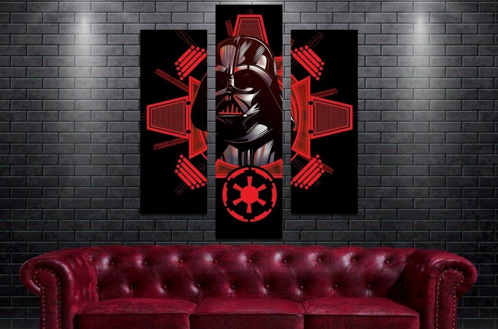 Star Wars23  70x60cm