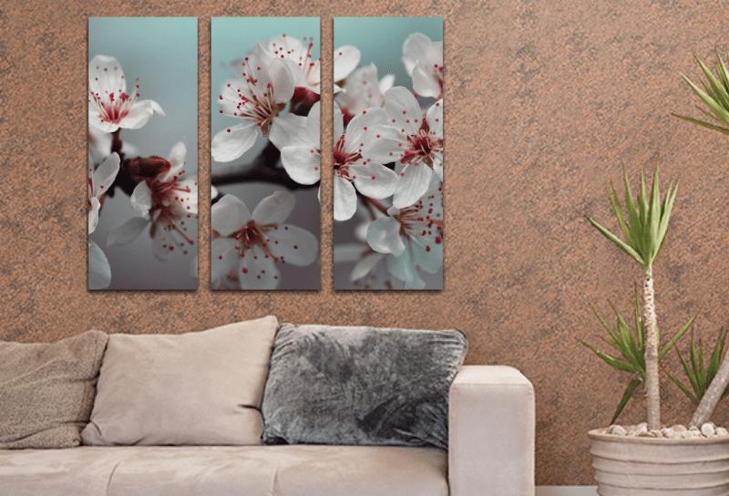 Flores 22  60x50cm