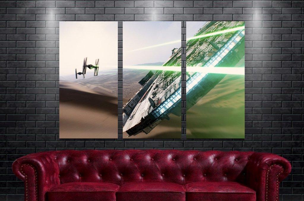 Star Wars26  60x40cm