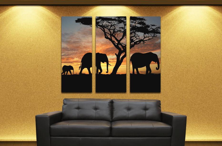 Animales 53  60x50cm