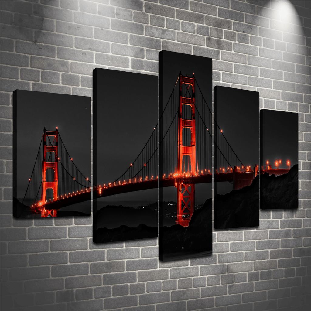 Cuadro Golden Gate