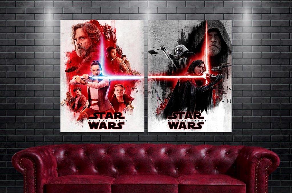 Star Wars9  90x60cm