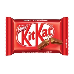 KIT KAT CHOCOLATE AO LEITE 41,5g