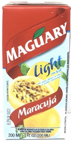 BEBIDA MARACUJÁ LIGHT MAGUARY 200ml