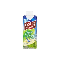 ÁGUA DE COCO INTEGRAL COCO DO VALE 330ml