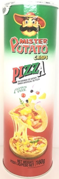 BATATA MISTER POTATO PIZZA 160G