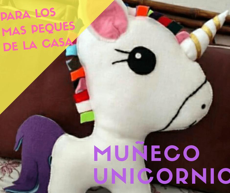 Muñeco Unicornio