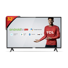 "Smart TV TCL 32"" Android TV"