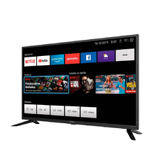 "Smart TV LED 39"" Philco PTV39G50S - Resolução HD, DTV, Wi-Fi, NetFlix, HDMI e USB na internet"