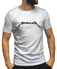 Remera ZT-ByS-MET- Remera Metallica (Blanca-Negra-Roja-Azul) a645c5913354f