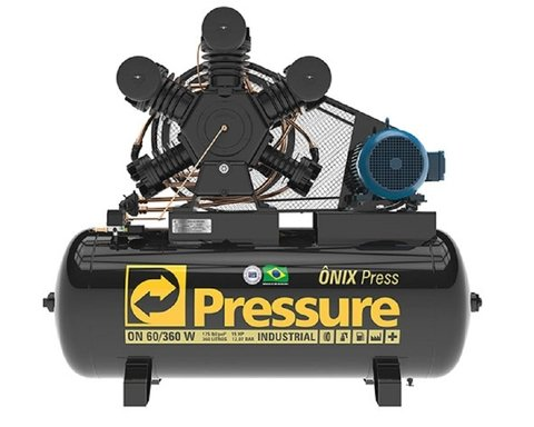 Ônix Press - 60/360 W - Pressure - 15HP - 360 Litros