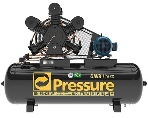 Ônix Press - 60/425 W - Pressure - 15HP - 425 Litros