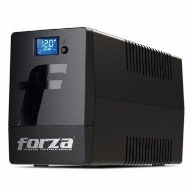 Ups Forza Sl-1012ul-a Smart Int. 1000va/600w 6-iram Nva Cba