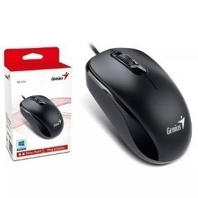 Mouse Genius Dx-110 Usb Blue 1200 Dpi Local Nva Cba