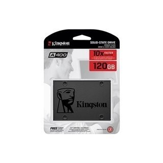 Ssd Disco De Estado Solido Kingston 120gb 500mbps Cbafederal