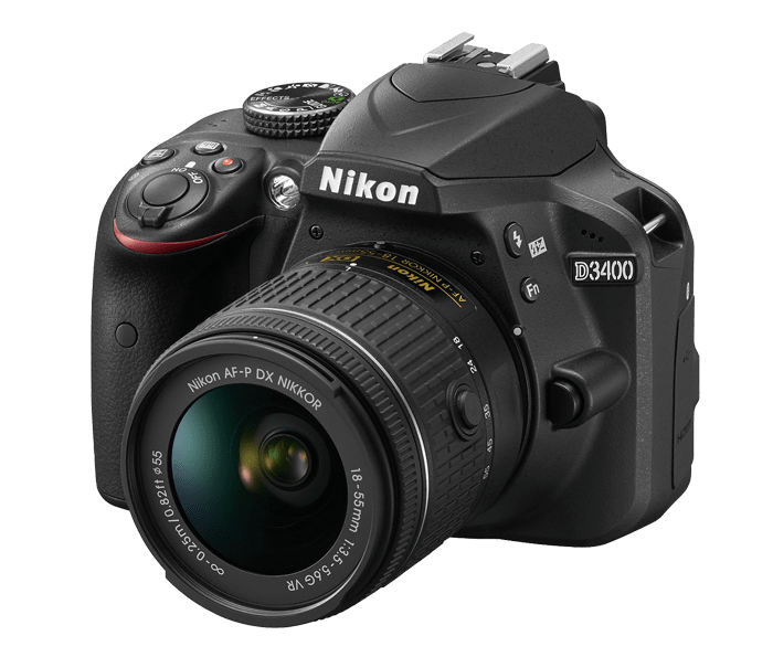 CAMARAS NIKON CANON LOCAL NVA CBA - T6 EOS 80D D3400 D5600 *