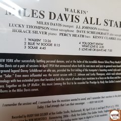 Miles Davis All Stars - Walkin (1954)(Novo/Lacrado) na internet