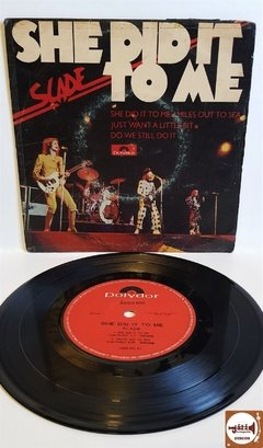 Slade - She Did It To Me (1975)
