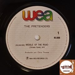 The Pretenders - Middle Of The Road na internet