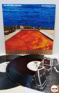 Red Hot Chili Peppers - Californication (Duplo/Novo) - comprar online