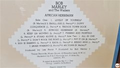 Bob Marley And The Wailers - African Herbsman (Importado / 180g) na internet