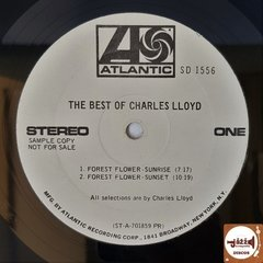 Charles Lloyd - The Best Of Charles Lloyd (Import EUA-1970) - Jazz & Companhia Discos