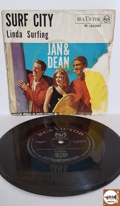 Jan & Dean - Surf City/ Linda Surfing (1968)