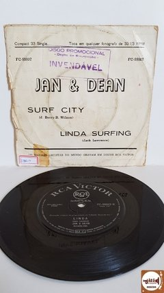 Jan & Dean - Surf City/ Linda Surfing (1968) - comprar online