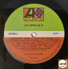 Led Zeppelin - Led Zeppelin III - loja online