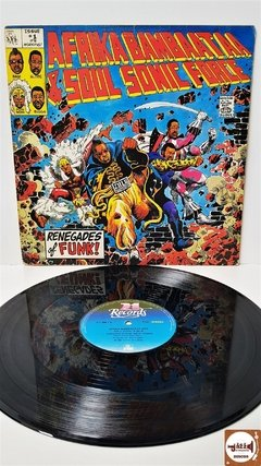 Afrika Bambaataa & Soul Sonic Force - Renegades Of Funk!