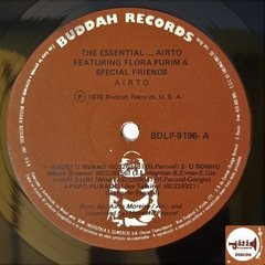 Airto Featuring Flora Purim - The Essential Airto (c/ Hermeto Pascoal) na internet