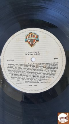 Alice Cooper - From The Inside (c/ encarte) na internet