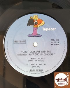 Dizzy Gillespie & Mitchell Ruff Duo - In Concert na internet