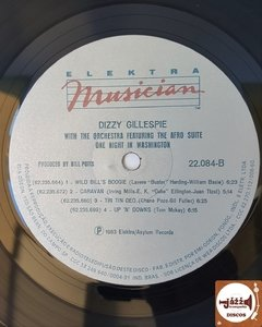 Dizzy Gillespie With The Orchestra - Feat The Afro Suite - Jazz & Companhia Discos