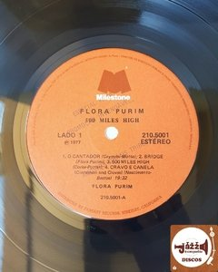 Flora Purim - 500 Miles High At Montreux - Jazz & Companhia Discos