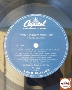Frank Sinatra - Come Dance With Me (1959/Mono) na internet