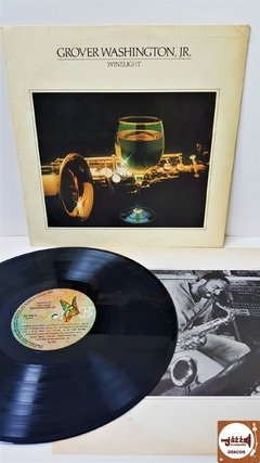 Grover Washington Jr. - Winelight (c/ encarte)