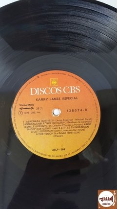 Harry James - Especial na internet