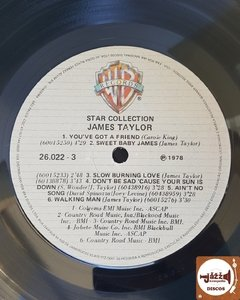 James Taylor - Star Collection (duplo) - loja online
