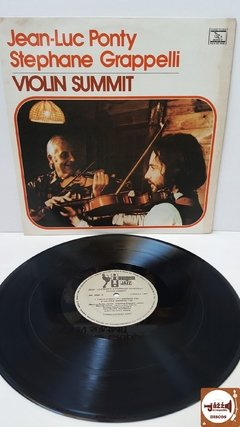 Jean-luc Ponty e Stephane Grappelli - Violin Summit