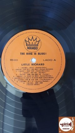 Little Richard - The King Is Alive na internet