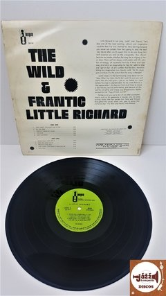 Little Richard - The Wild & Frantic - comprar online