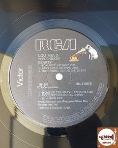 Lou Reed - Legendary Hearts na internet