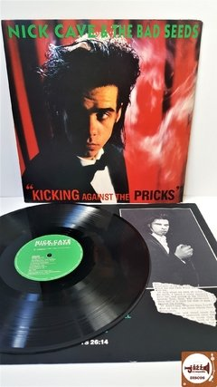 Nick Cave & The Bad Seeds - Kicking Against The Prick (c/ encarte)